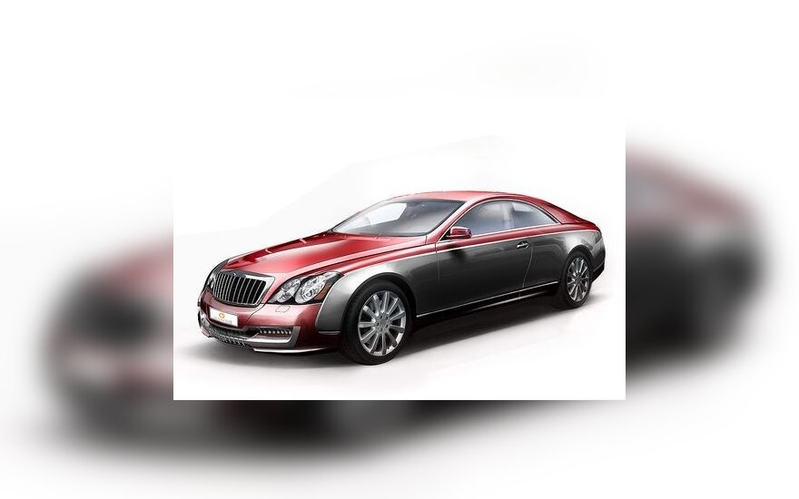 Maybach 57S Coupe