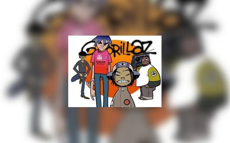 """Gorillaz"""