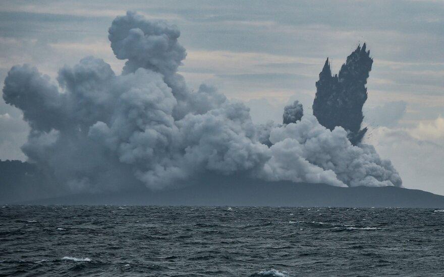Ugnikalnis Indonezijoje