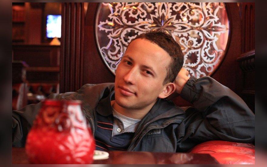 Juozas Markevičius - olimpiados transliacijų centre