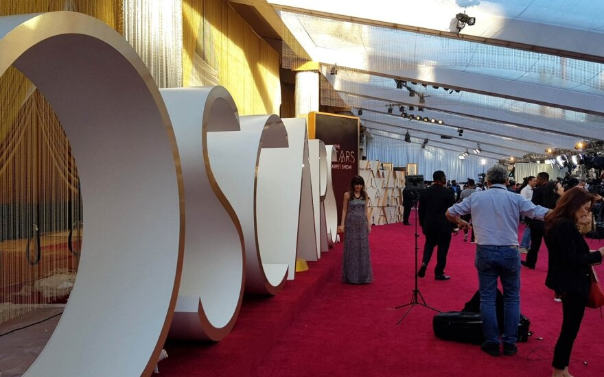 """Los Andželas ruošiasi """"Oskarų"""" ceremonijai"""
