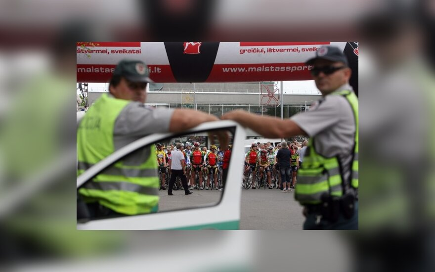 Lietuvos dviračių sporto čempionatas Panevežyje