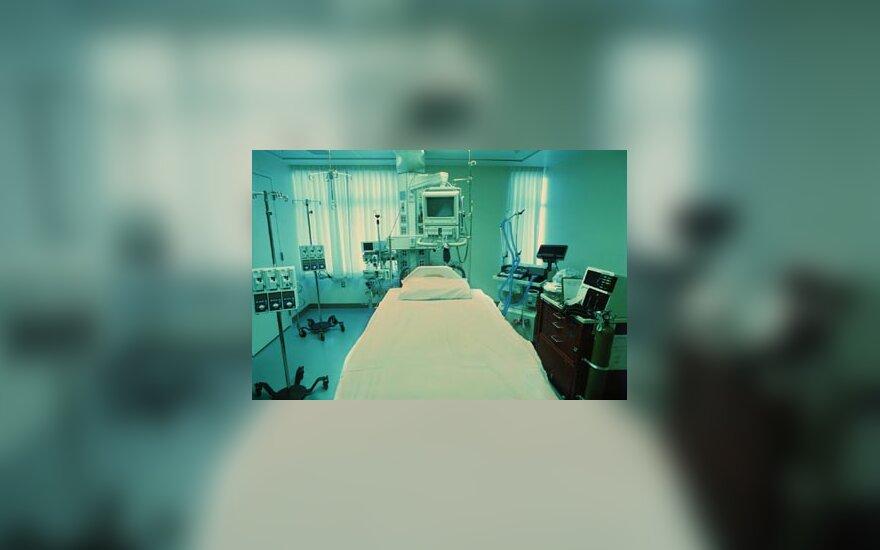 Ligoninė, medicina, operacinė