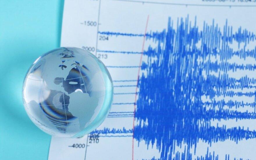 Pranešta apie žemės drebėjimą Latvijoje