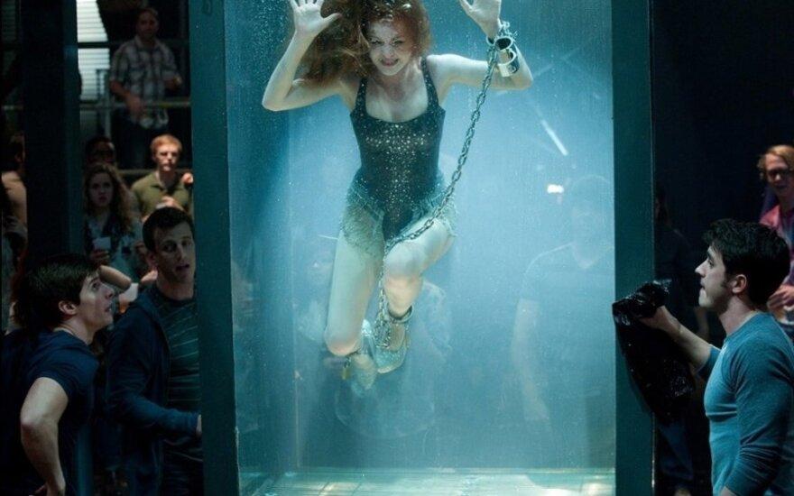 "Isla Fisher filme ""Apgaulės meistrai"""
