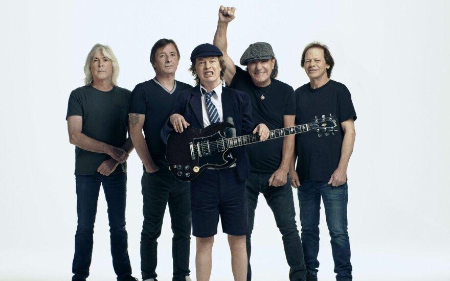 Grupė AC/DC / Foto: Josh Cheuse