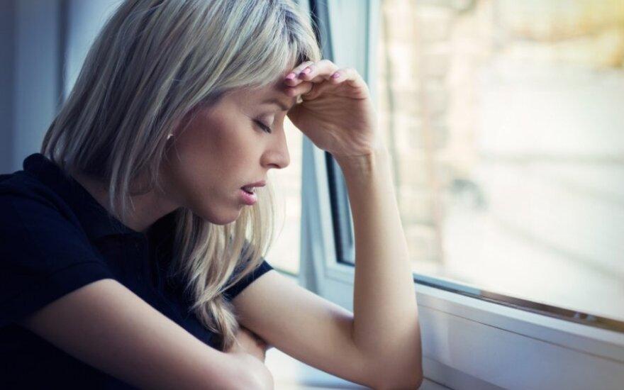 7 paprasti žingsniai, vedantys iš depresijos