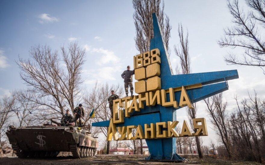 Valstybė rems keturių ukrainiečių iš karo zonos studijas Lietuvoje