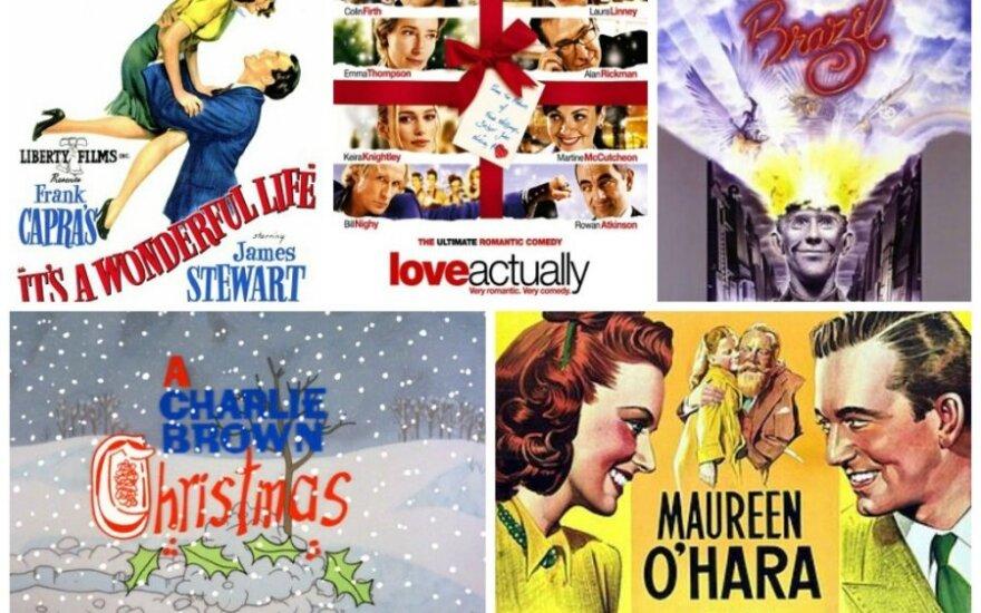"""Kitoks kalėdinių filmų TOP 10: jokio """"Vienas namuose"""" ir Grinčo"""