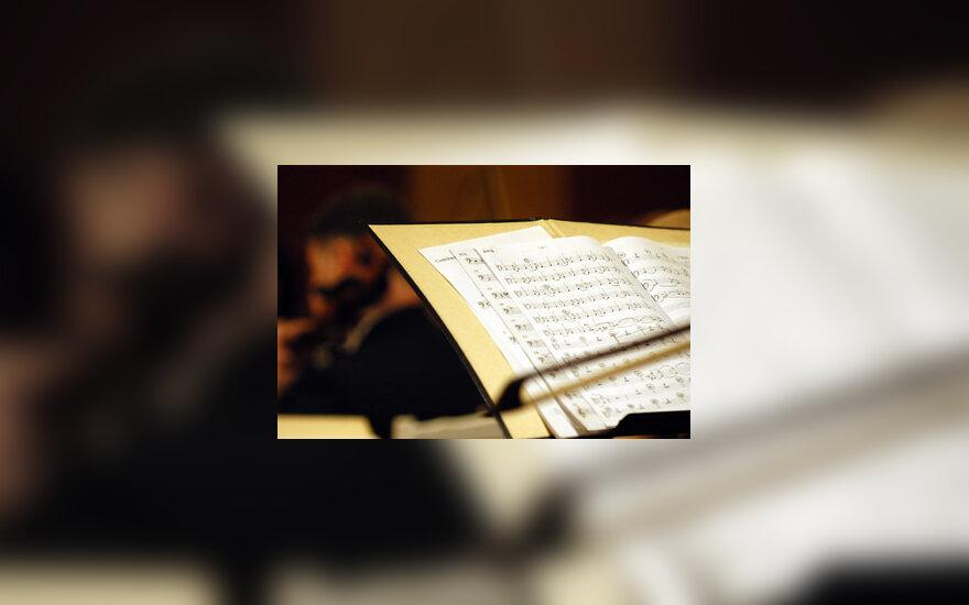 Klasikinė muzika, natos, muzika