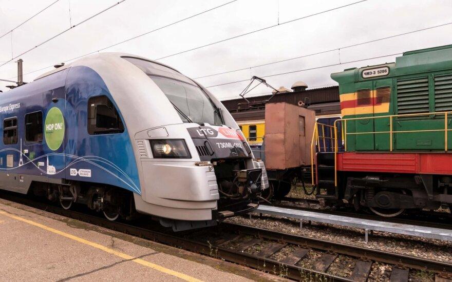 Specialus Baltijos šalių geležinkelio ekspresas
