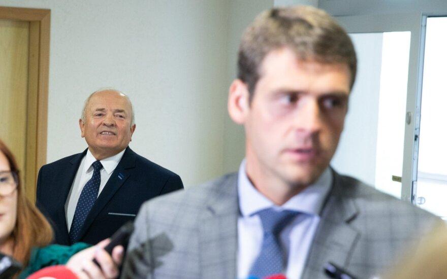 Remigijus Žemaitaitis, Vytautas Kamblevičius