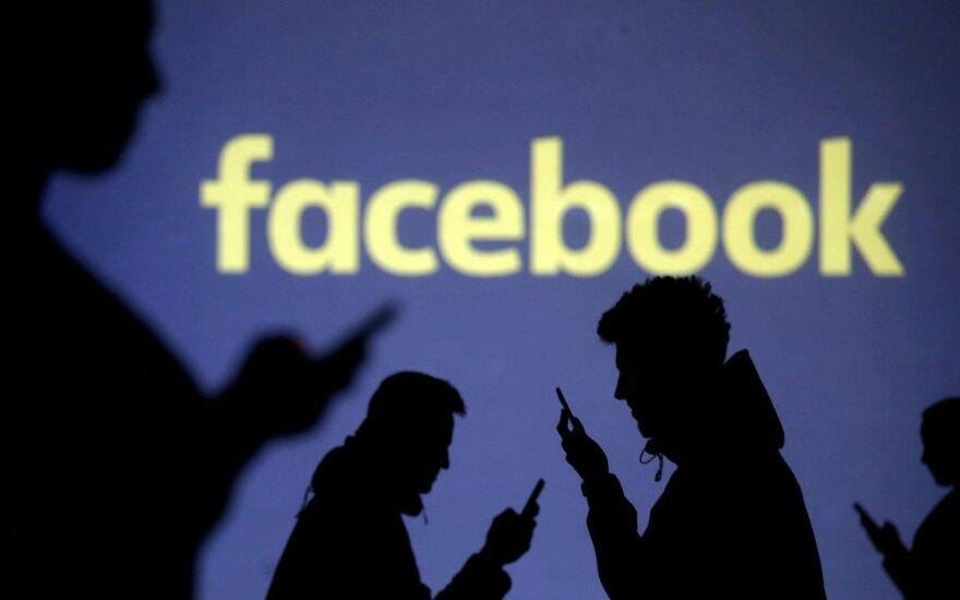 """""""Facebook"""" kova su neapykantos kurstymu: uždraudžia baltųjų viršenybės idėjų propagavimą"""