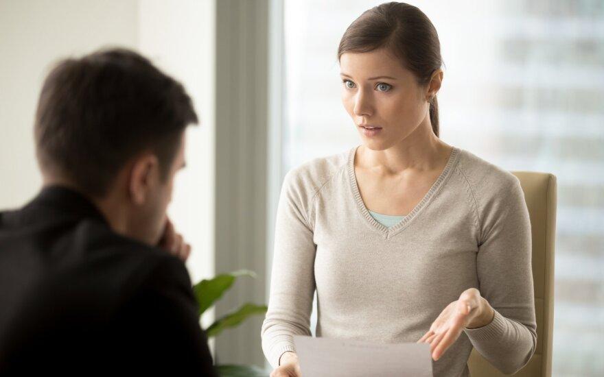 Rado naują būdą, kaip atleisti darbuotoją be pykčių