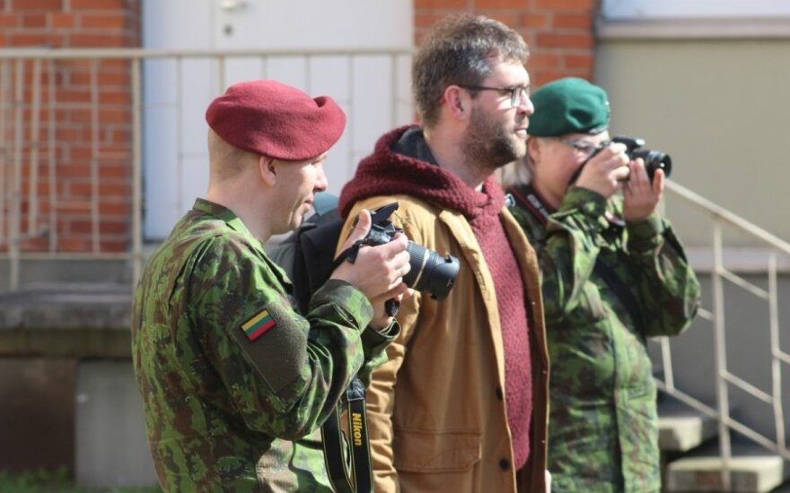 Volunteers to make almost third of conscripts in Lithuania this year