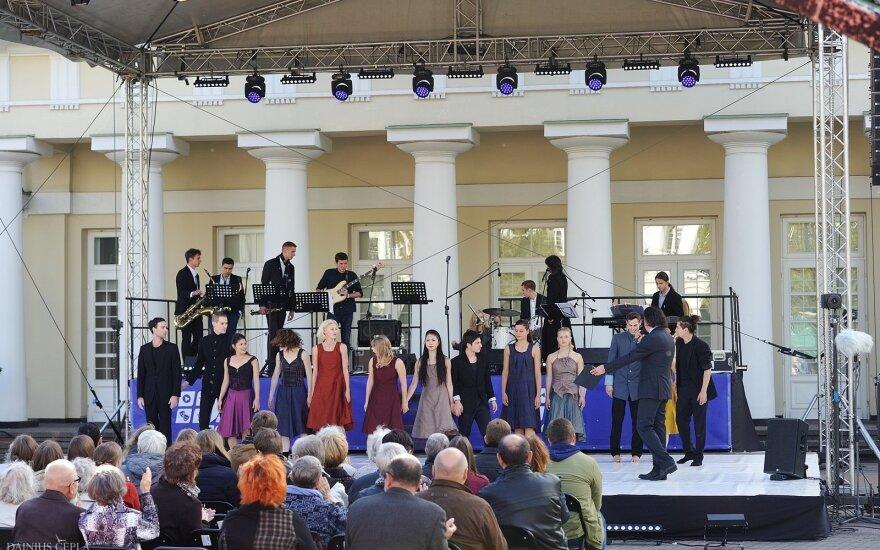 Koncertas, skirtas tarptautinei muzikos dienai