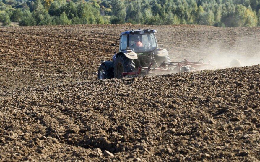 Neapdairus ūkininkavimas Lietuvoje: dirvožemis jau prastesnis nei Latvijoje ar Lenkijoje