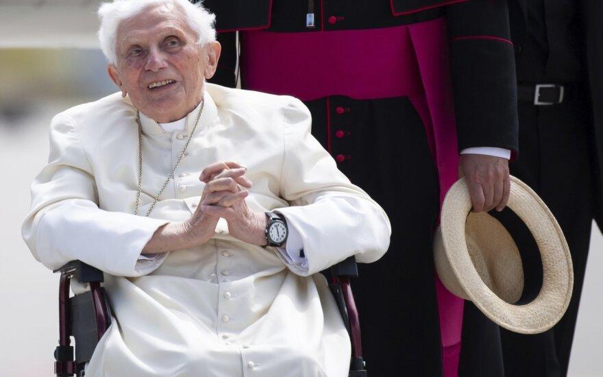 Popiežius emeritas Benediktas XVI