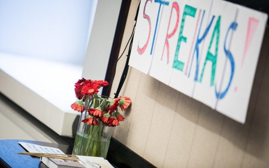 Pranckietis: visos galimybės kelti atlyginimus mokytojams jau išsemtos