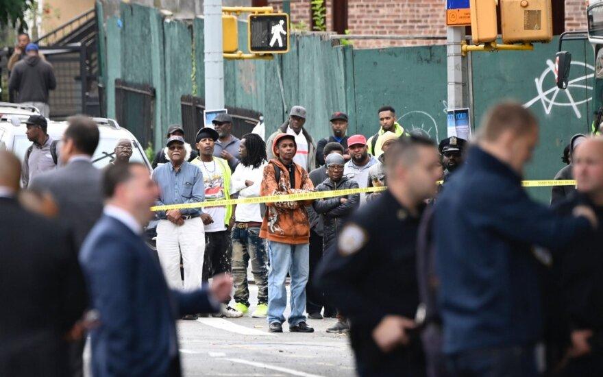 Šaudynės Niujorke