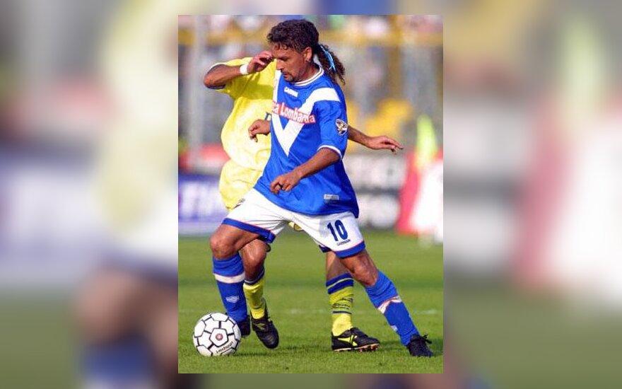"""Roberto Baggio, """"Brescia"""""""