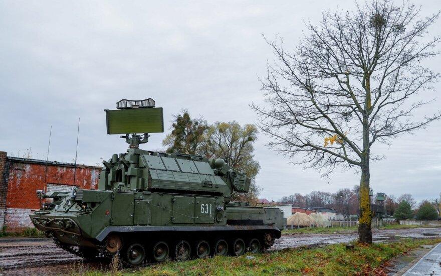 """Rusiška """"Tor"""" raketa"""