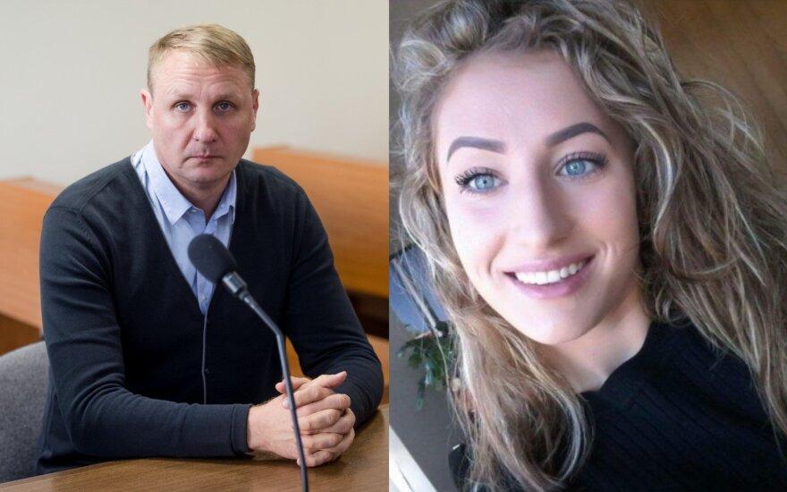 Andrius Šedžius, Erdvilė Pilvinytė