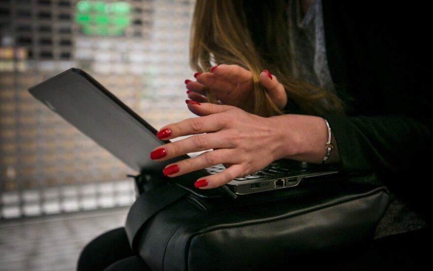 Per pirmąjį šių metų pusmetį – 1264 pranešimai apie neteisėtą turinį internete