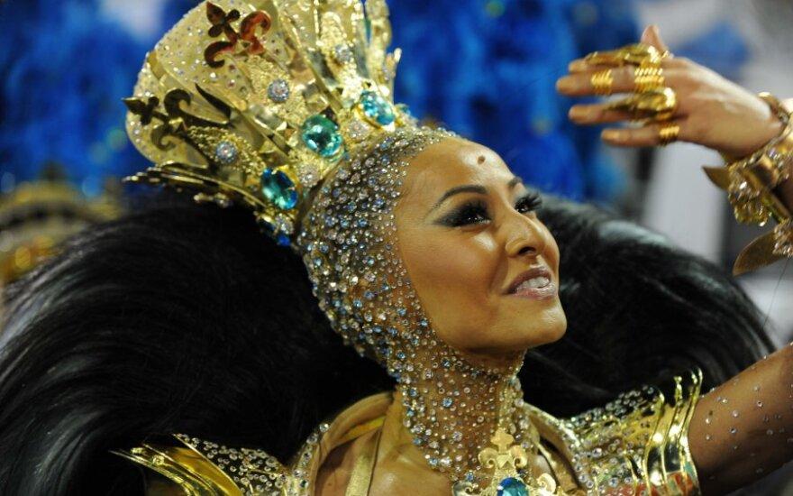 Sambos karnavalas Rio de Žaneire