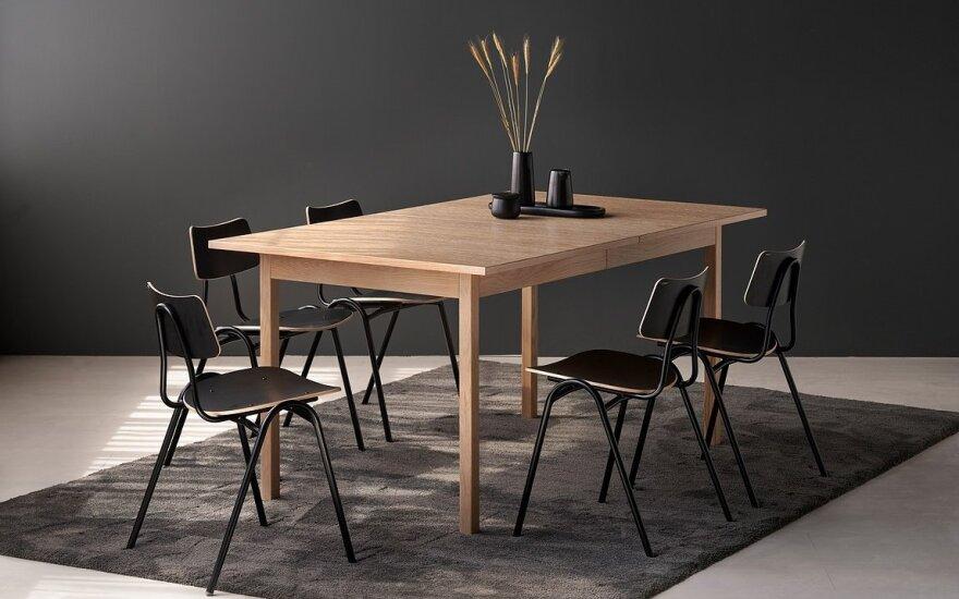 """Valgomojo stalas """"Eko"""" (ISKU nuotr.)"""