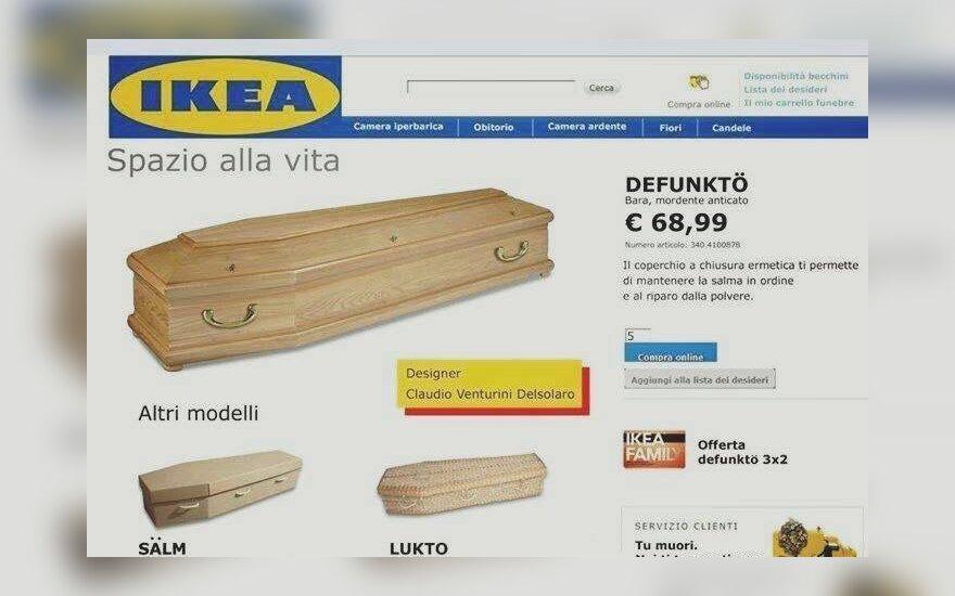 Feisbuko virusas karstas u 68 99 euro delfi verslas for Ikea schlafsofa 99 euro