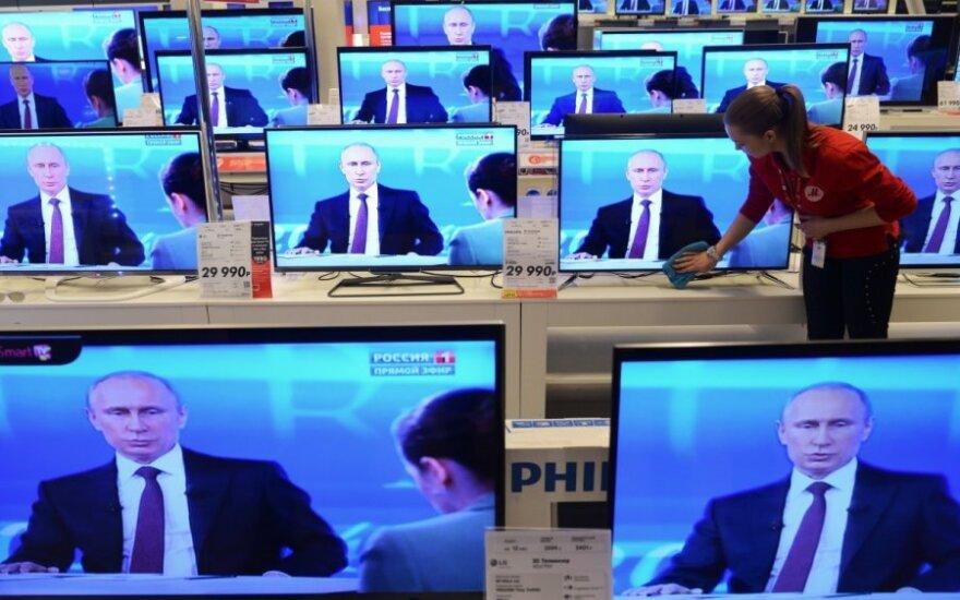 Rusijai nepatinka Europos planai: tai prieštarauja žodžio laisvei