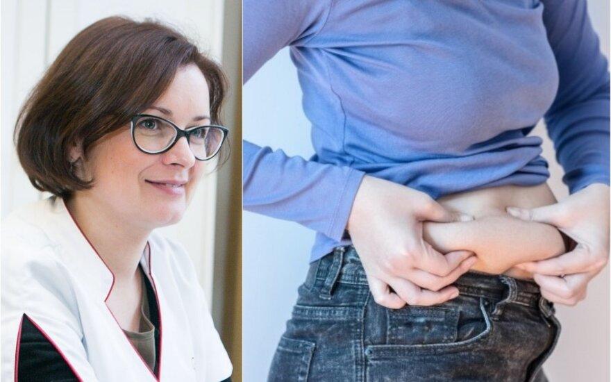 Gydytoja dietologė Eglė Kliukaitė-Sidorova