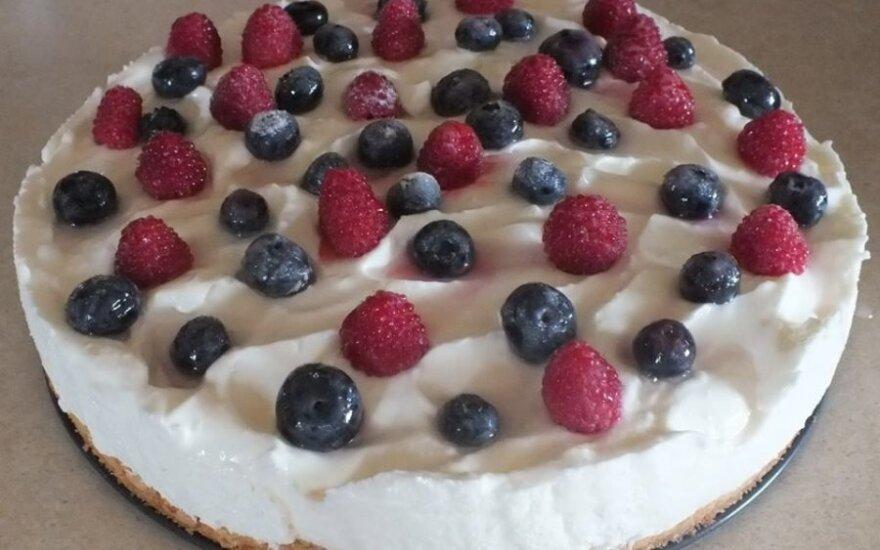 Maskarponės tortas