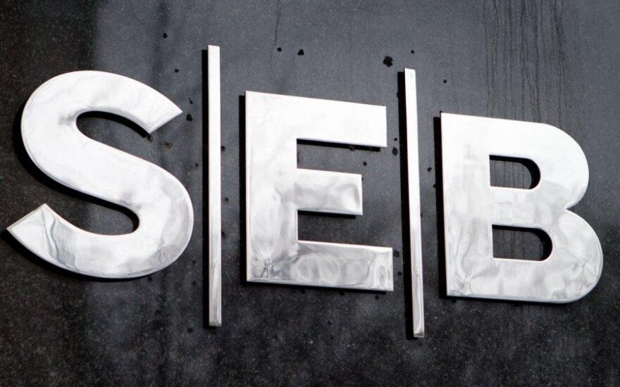 SEB bankas suskaičiavo pelną