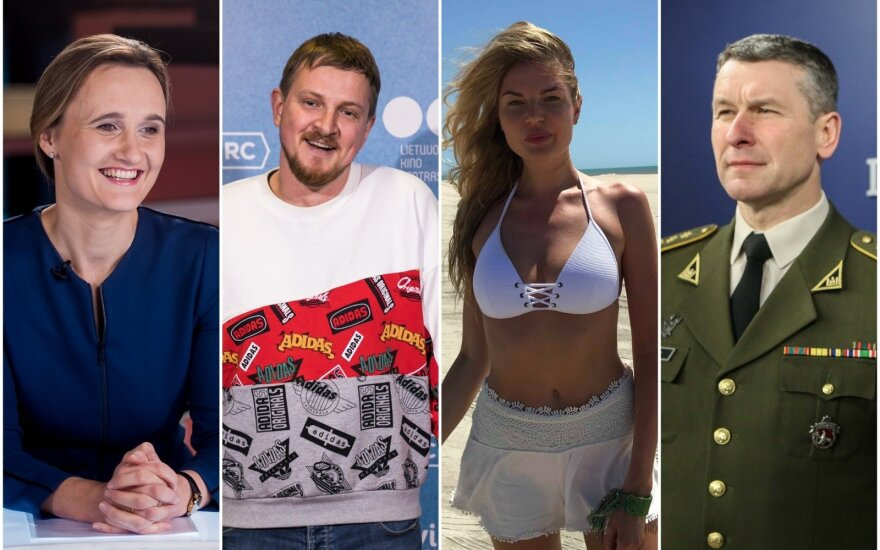 Viktorija Čmilytė, Paulius Ambrazevičius, Solveiga Mykolaitytė, Valdemaras Rupšys