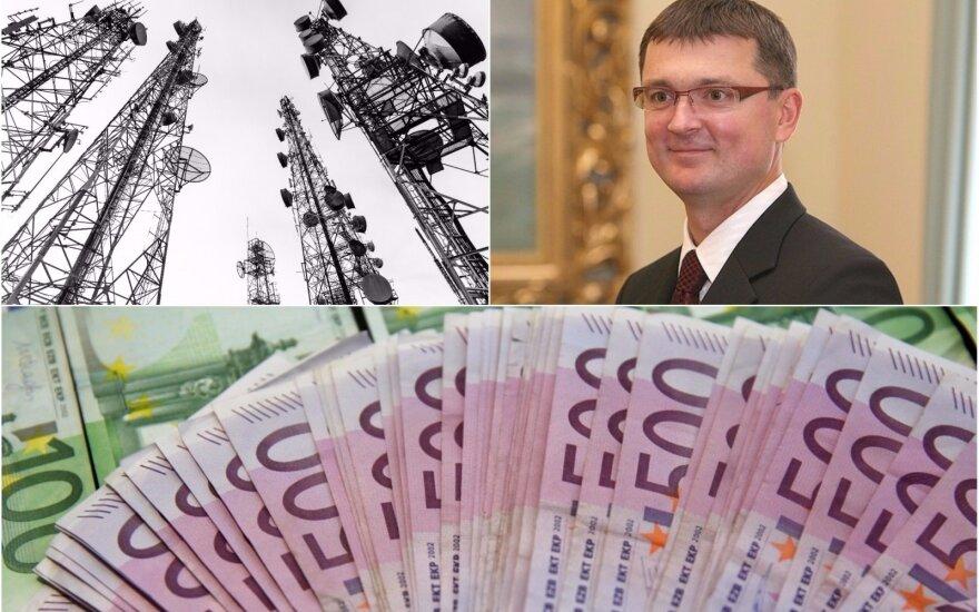Iš valstybės krovėsi po 10 000 eurų per mėnesį, bet to buvo negana