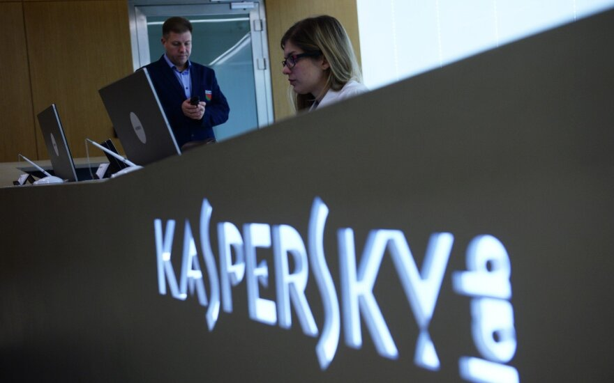 Russian Kaspersky Lab software poses threat to Lithuania's security - government (Updated)