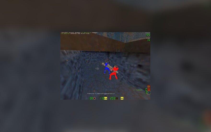 """Quake II"" čempionatas"