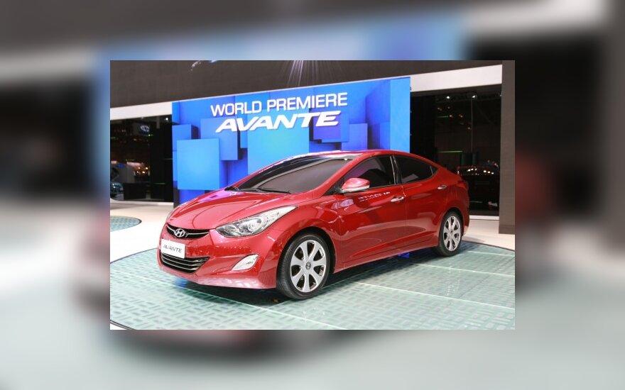 Hyundai Avante/Elantra