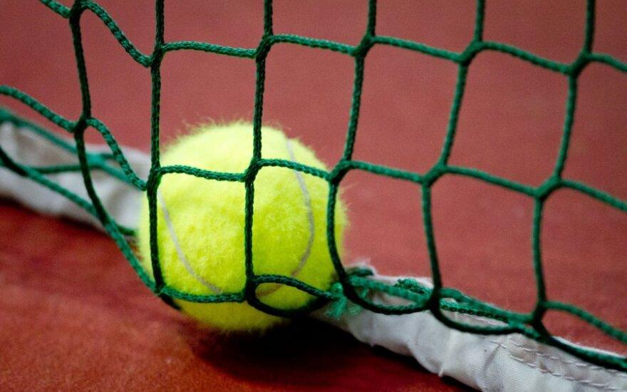 J.Eidukonytė poroje su ruse - ITF serijos moterų teniso turnyro dvejetų pusfinalyje