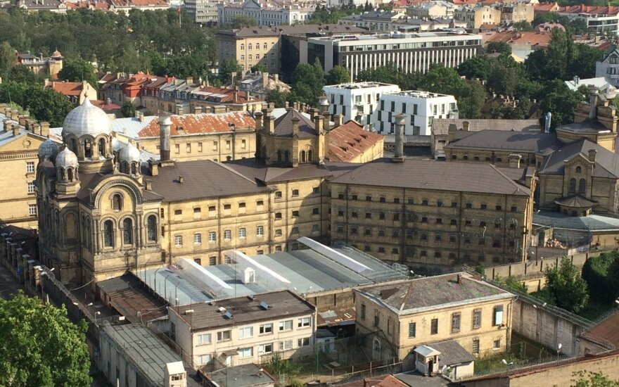 Planuoja iš Vilniaus iškelti visus kalėjimus
