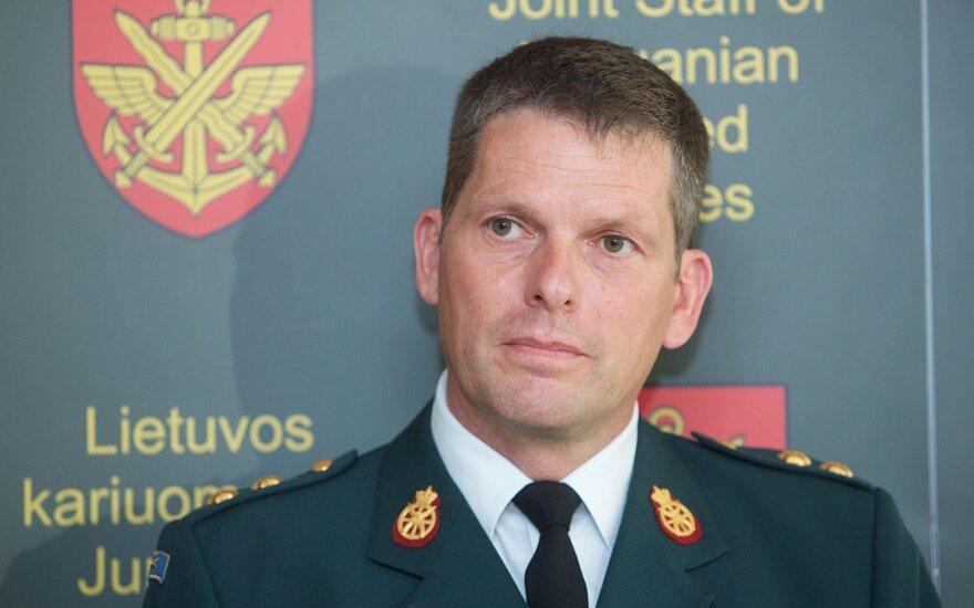 Danijos pulkininkas: prasidėjus karui, likčiau Lietuvoje