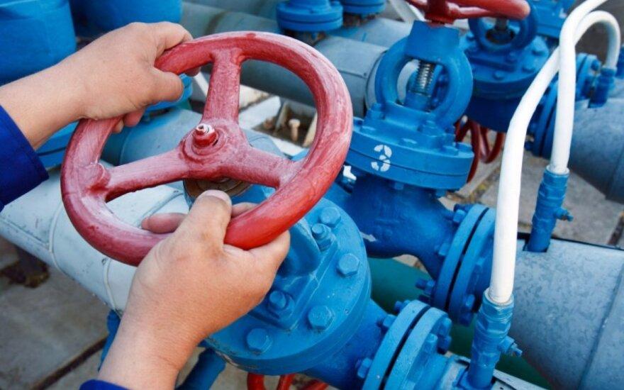 Turkmėnija pradės dujotiekio TAPI statybą