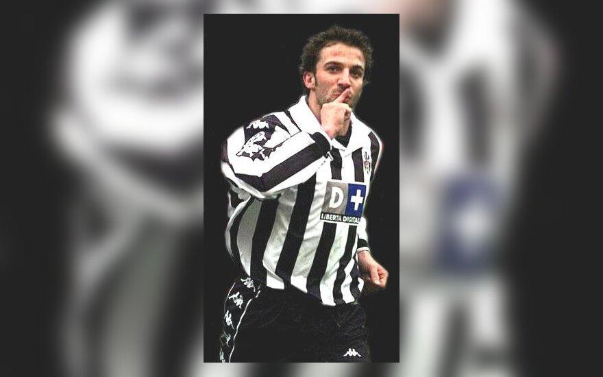 """Alessandro del Piero, """"Juventus"""""""