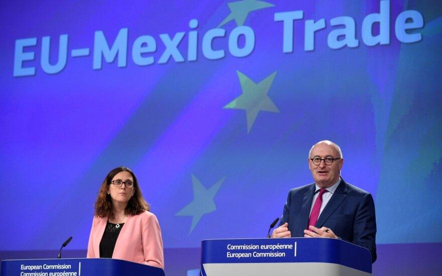 ES-Meksikos laisvos prekybos sutartis