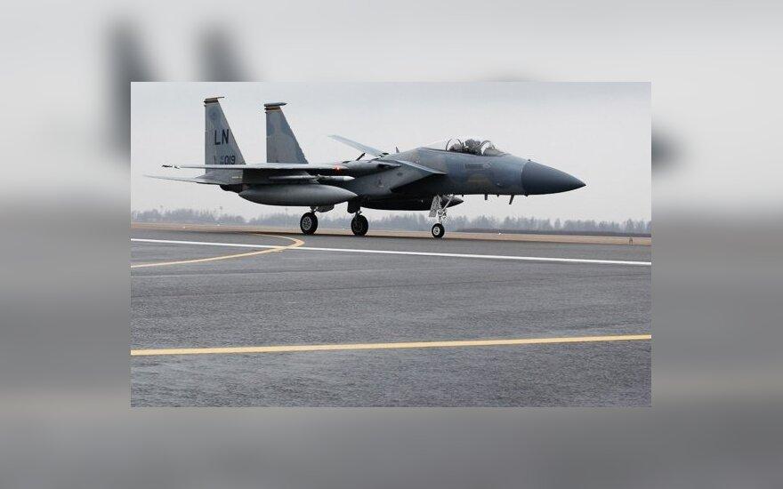 2020 m. JAV biudžete Baltijos šalių priešlėktuvinei gynybai numatyta skirti 50 mln. dolerių