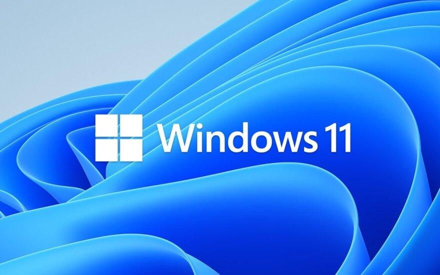 Windows 11 apžvalga