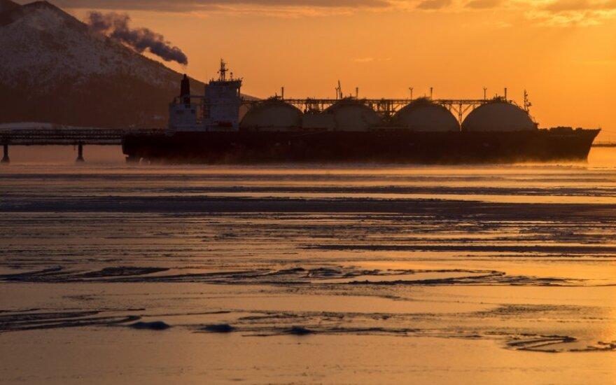 Dujų terminalas-laivas