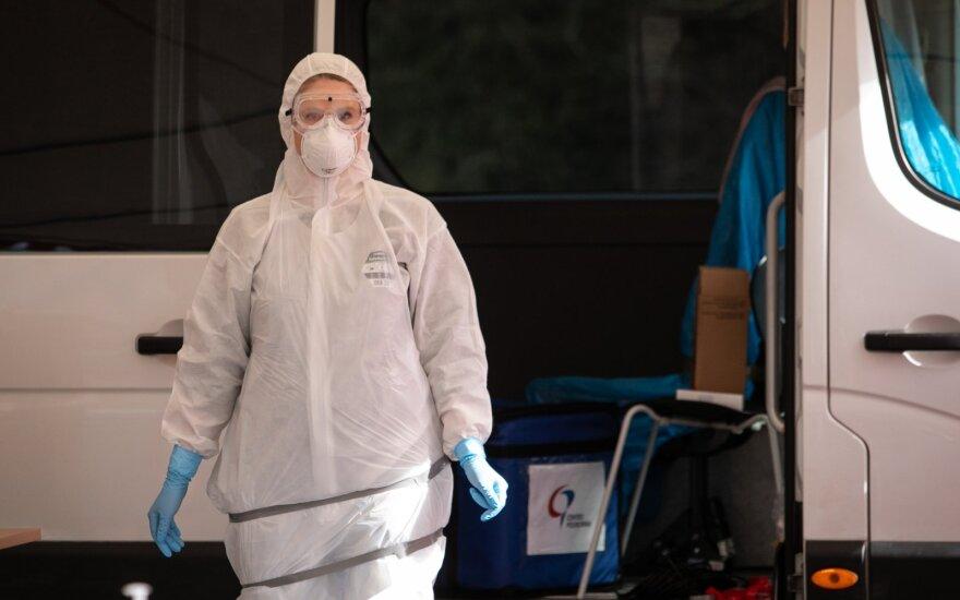 Naujas koronaviruso atvejis – Raseiniuose